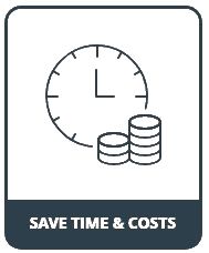 save time costs clr