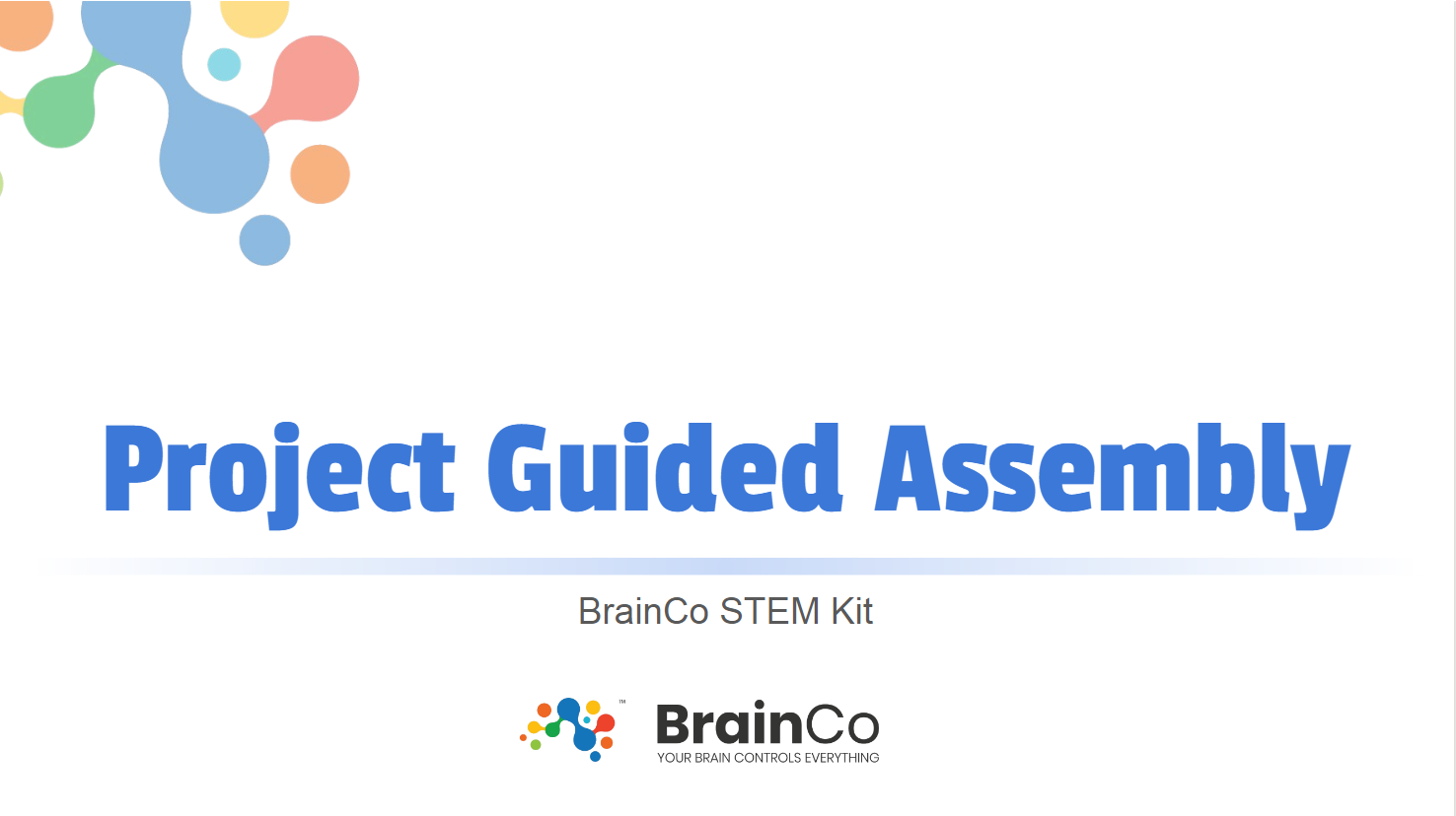 Project Guided Assembly