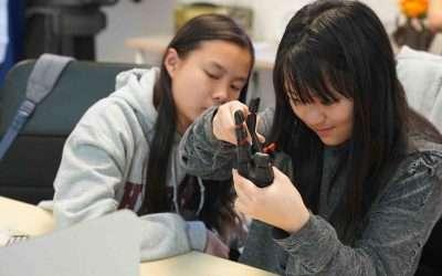 BrainCo STEM Kit set to challenge LEGO® Mindstorms® in Australian Schools