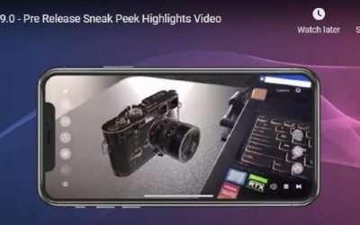 EON XR 9.0 update – Sneak Peak