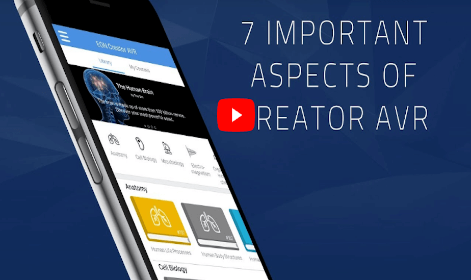 Seven Important Aspects of Creator AVR