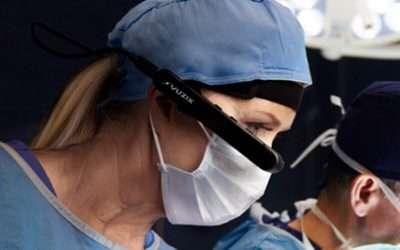 Vuzix in TeleMedicine