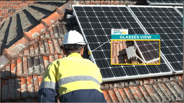 Solar Remote Worker Optus Network