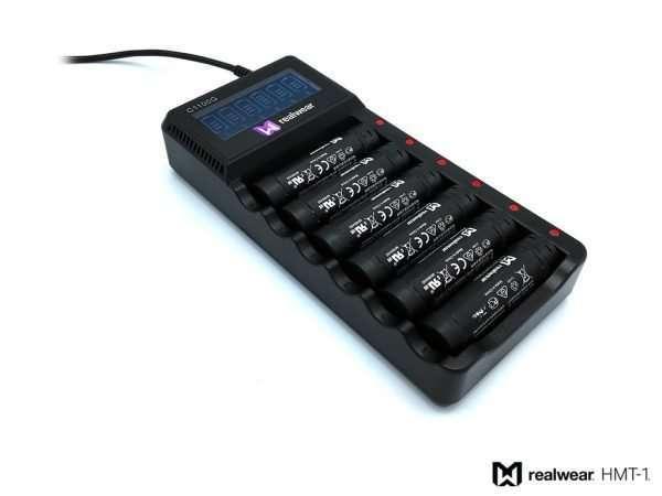 6 battery multi