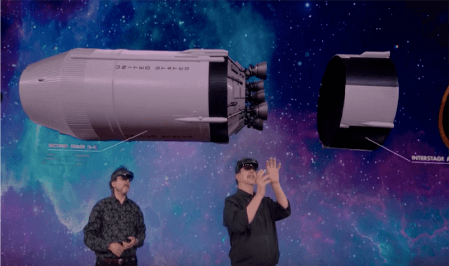 HoloLens 2 – Apollo Mission Revisited
